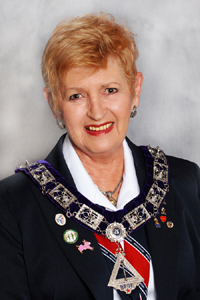 Barb Gunn, Secretary