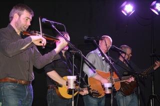 Merry Ploughboys, straight from Dublin, Ireland.