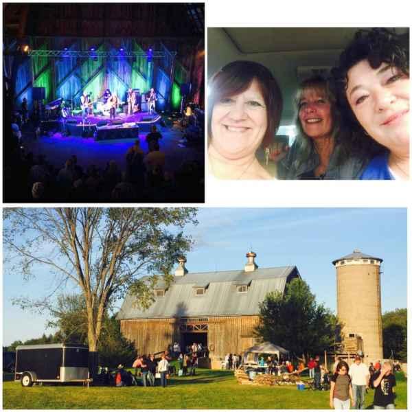 2015 Barn Party Charity Fundraiser.