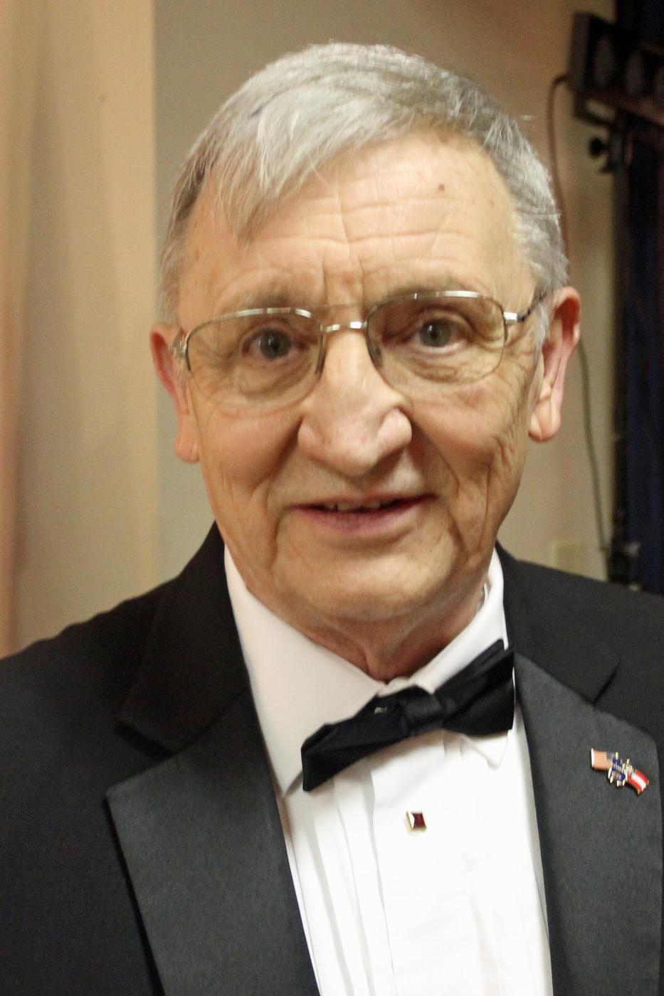 2015-2017 Exalted Ruler Chuck Burke
