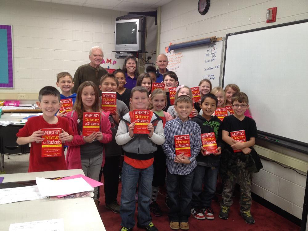 Crofton Elementary Dictionaries - 2015