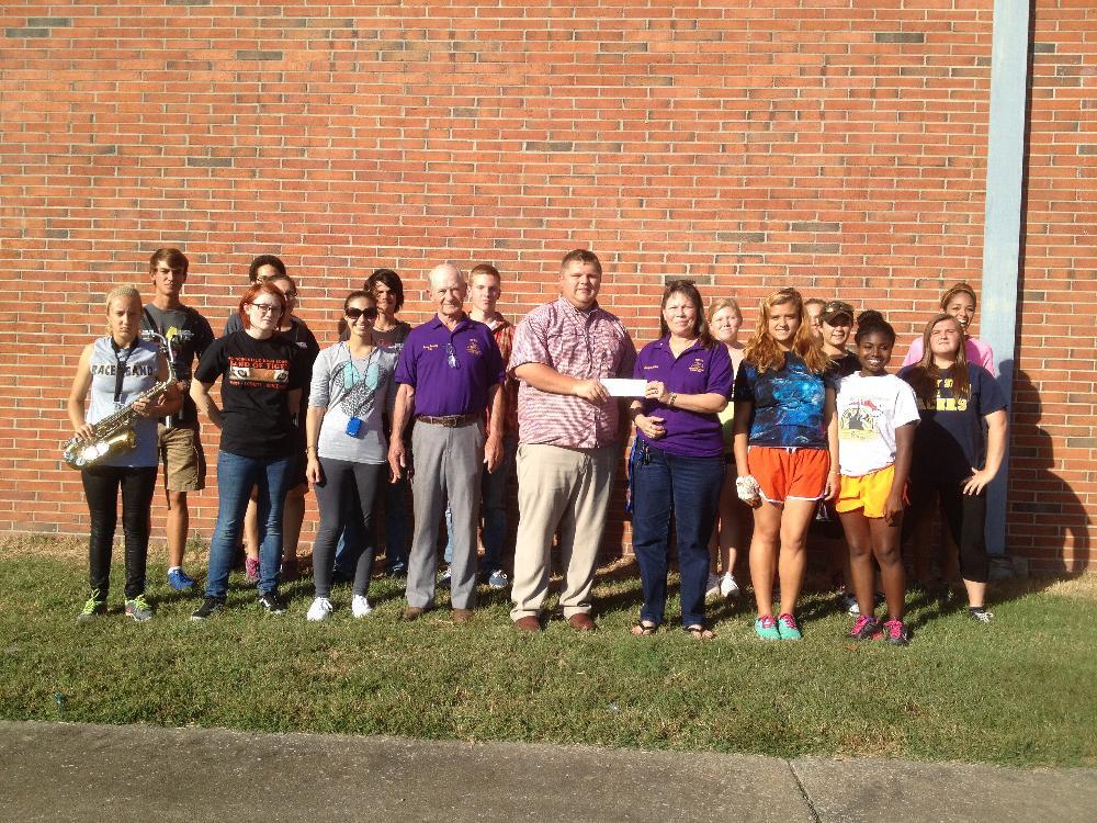 Hopkinsville Band - 2015 $500.00