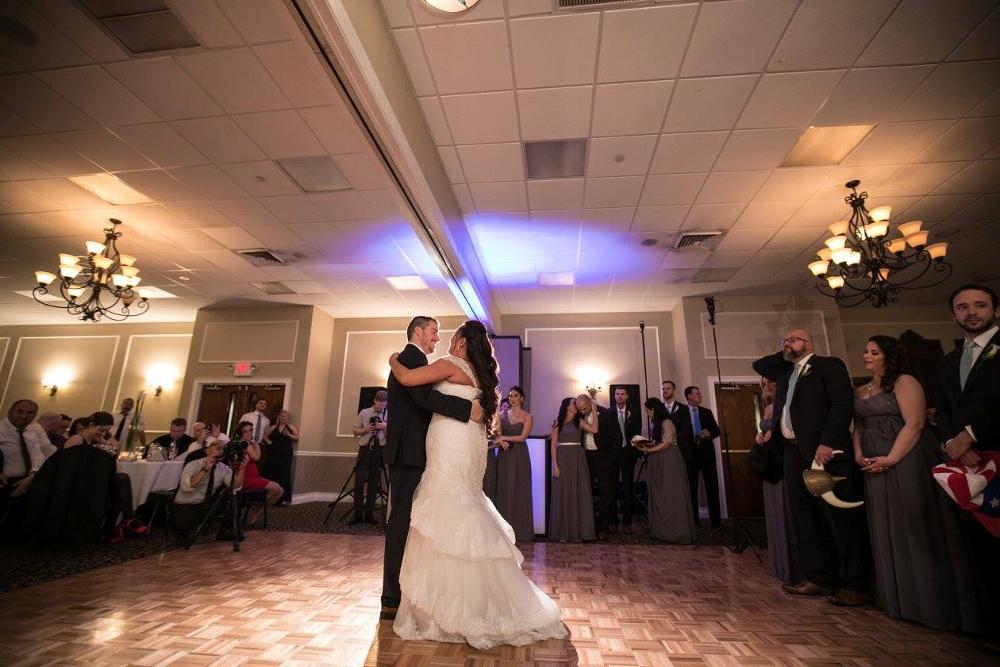 The Ballroom Dance Floor