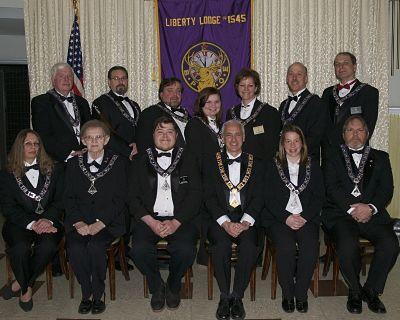Liberty Elks Lodge 1545 2017-18