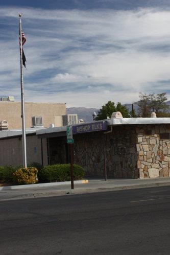 Lodge #1603 in Bishop, Ca.