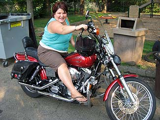 Hells Angels Biker Chick Cheryl