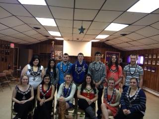 Antlers 2014 Officers