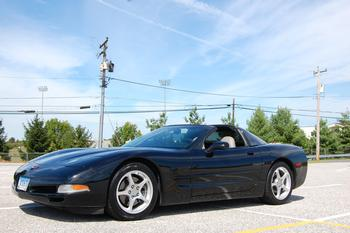 2013 Car Show - Corvette