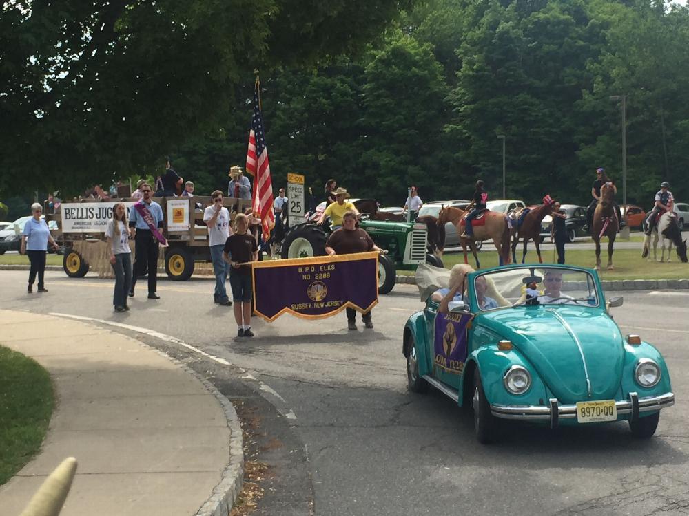 Branchville Memorial Day Parade May 2015