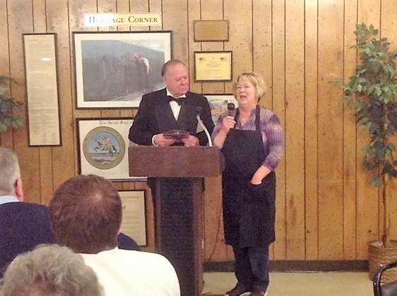 Lynne Bailey, Elk Citizen of the Year 2017
