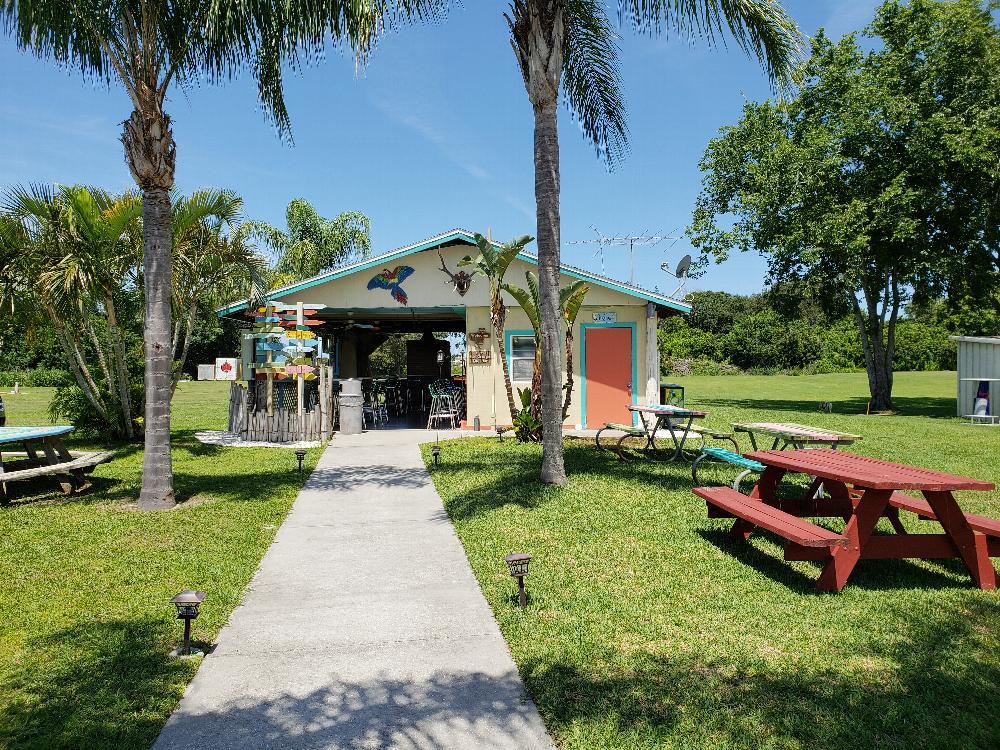 Sarasota Elks #2495 Tiki Bar