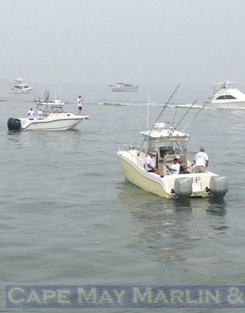 Special Children's Fishing trip 2014