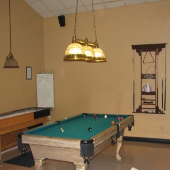 Lodge 2628 Facilities