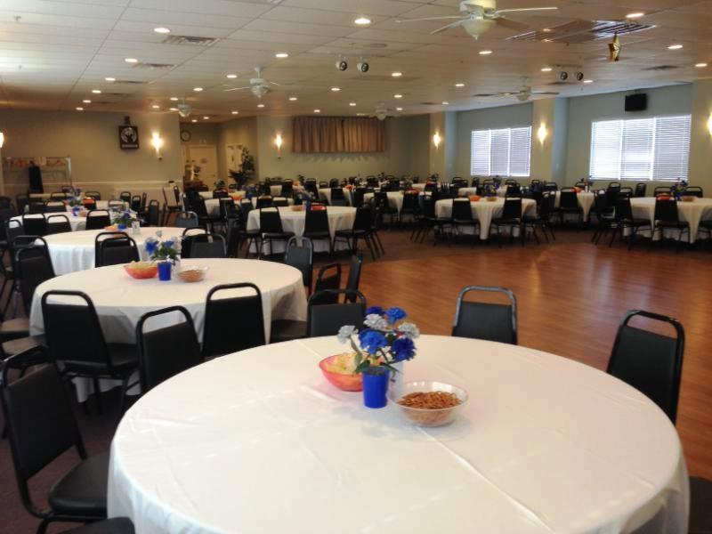 Elks Org Lodge 2645 Facilities