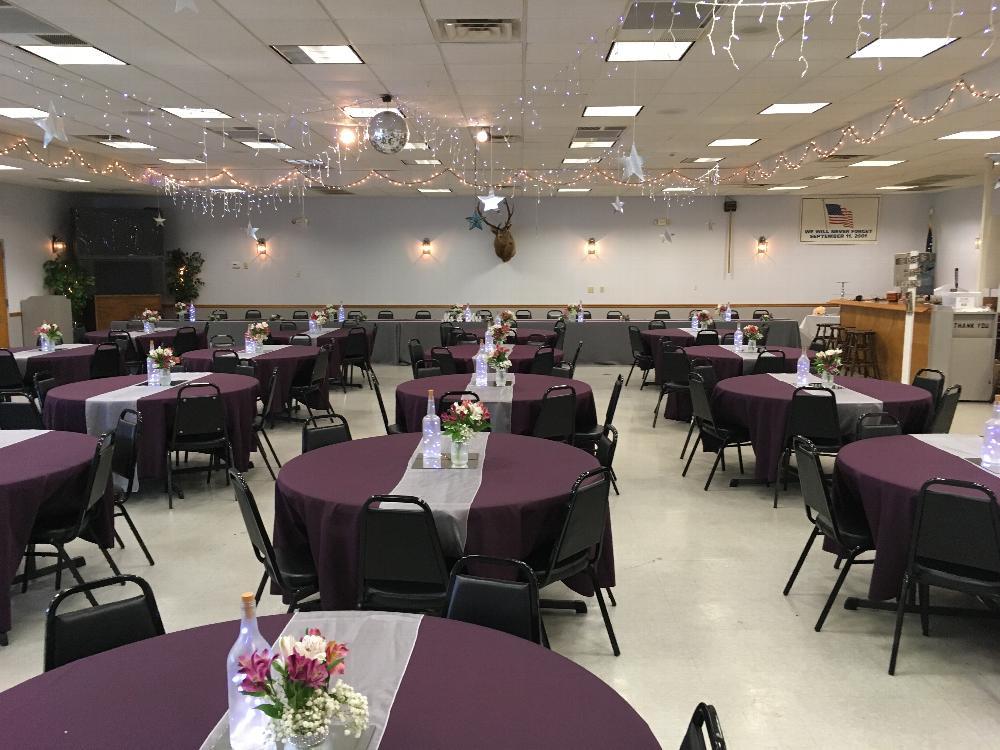 Elks Org Lodge 2726 Facilities